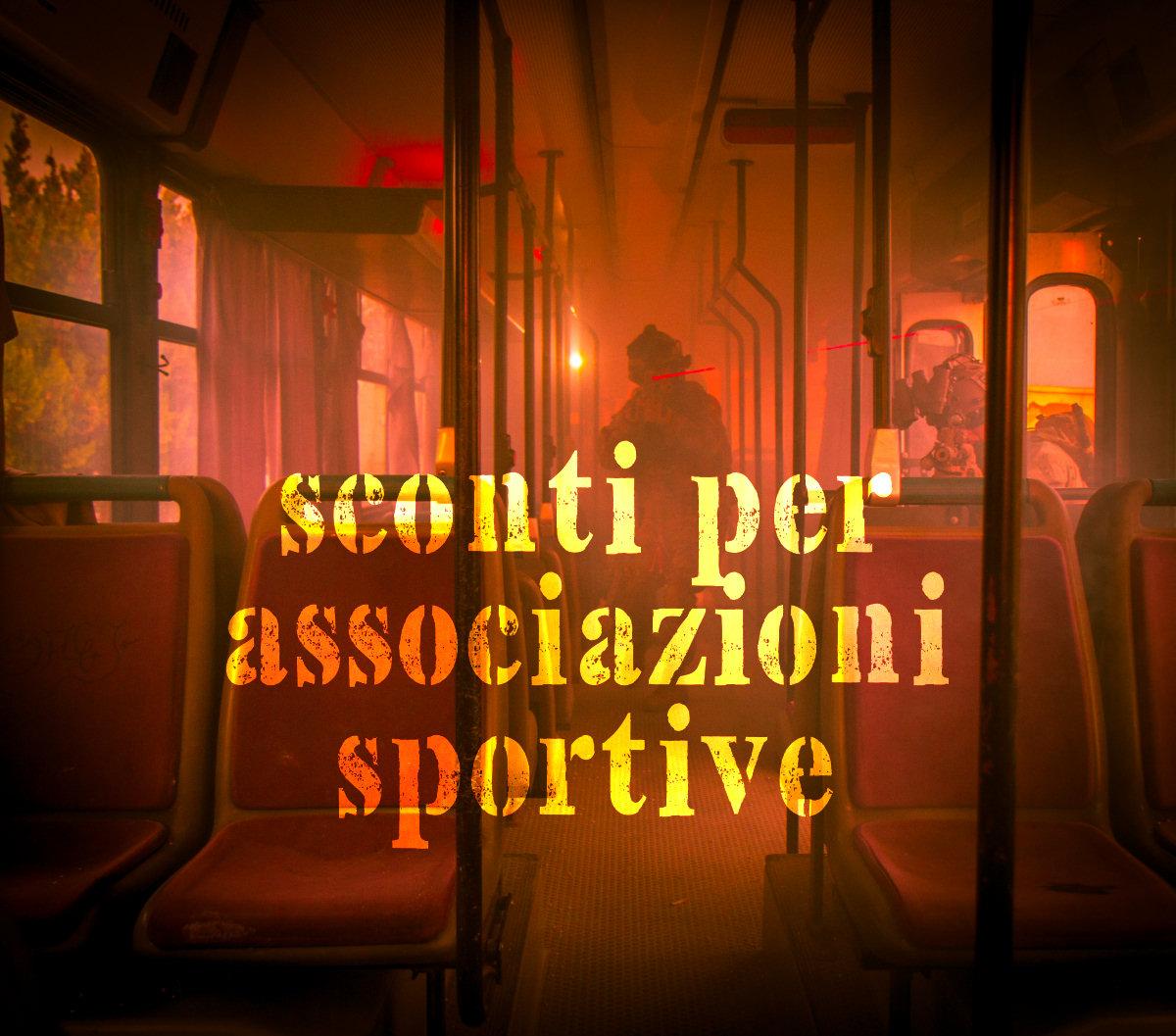 sconti associazioni sportive softair